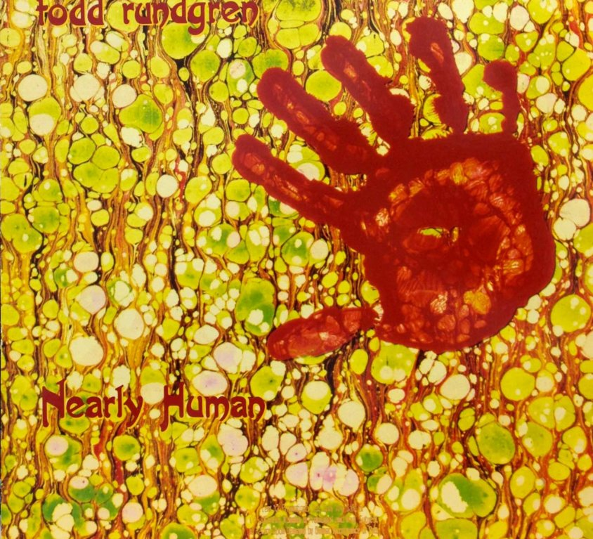 "Todd Rundgren ""Nearly Human"""
