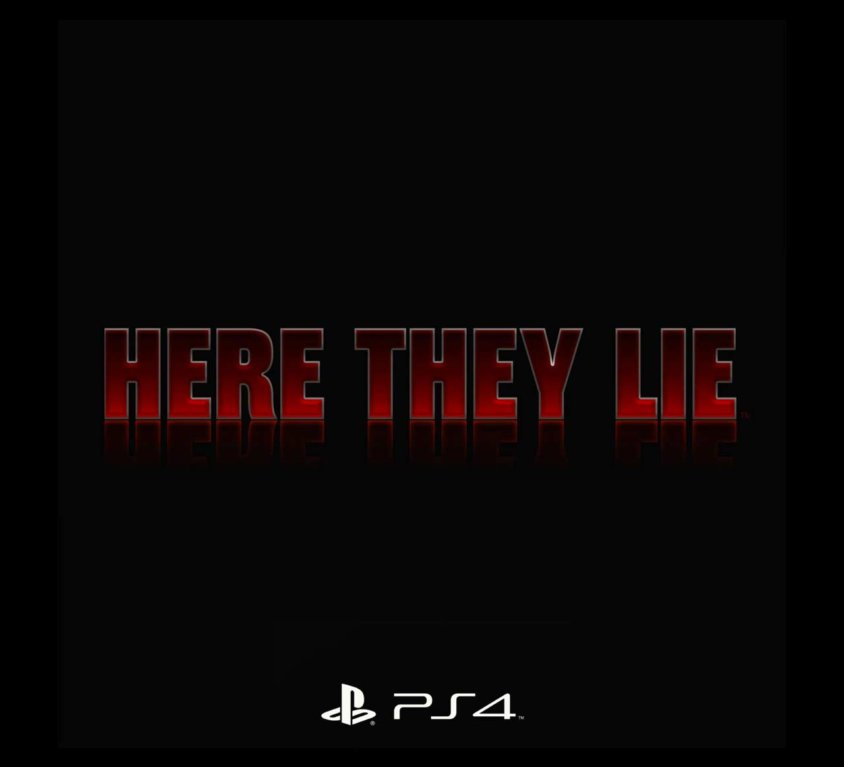 "Sony Playstation ""Here They Lie"""